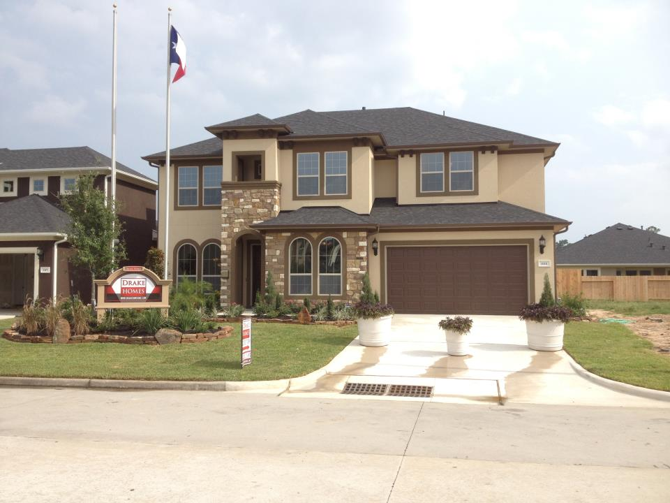 About drake homes inc houston texas drake homes inc for Drake homes