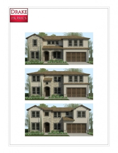 Venezia Floor Plan - 3491 sq feet