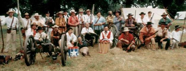 1836 Texas Army