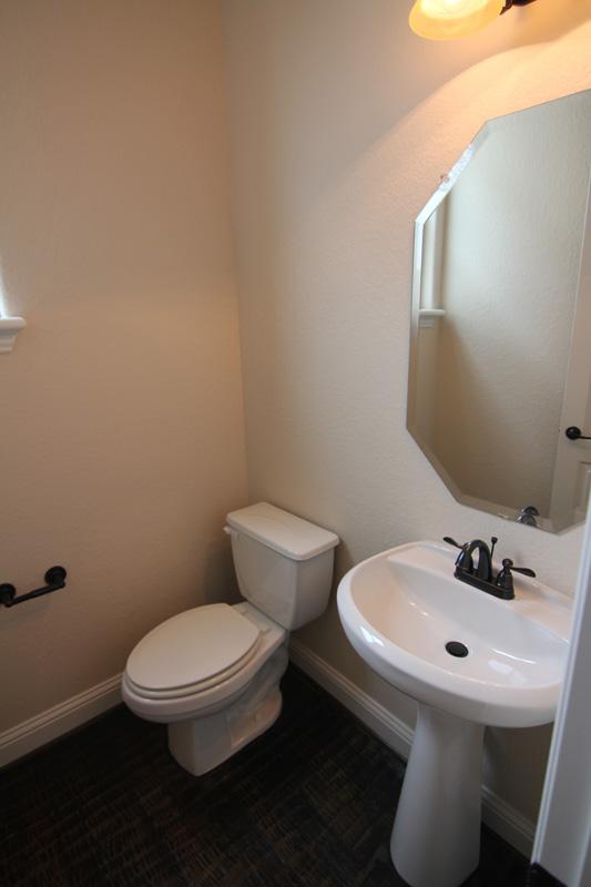 Branard St. Townhome - Toilet and Sink