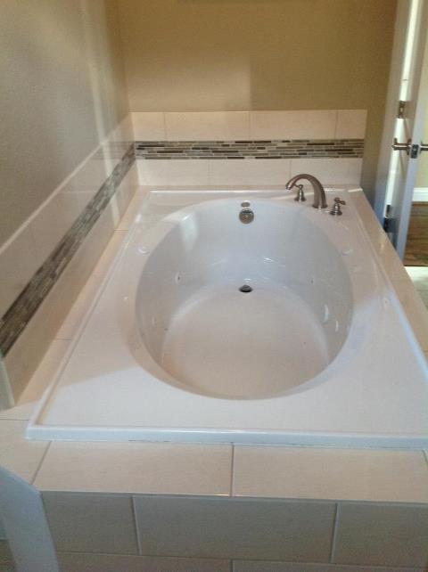 Branard St Townhomes - Master Bath