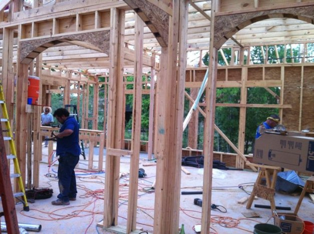 Archways - Construction
