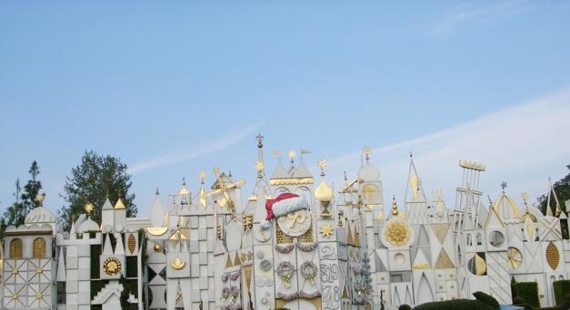 It's a Small Small World - Disneyland