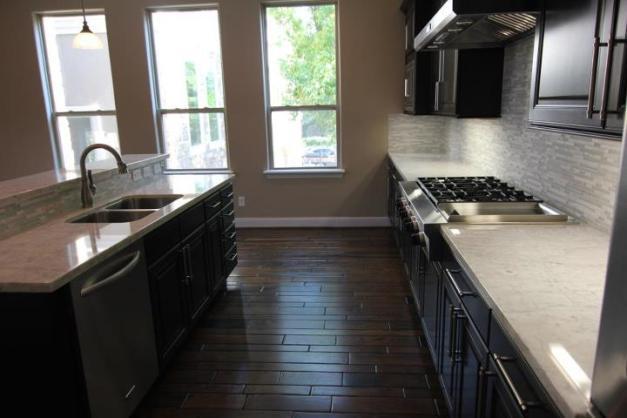 Kitchen - Wood Floor