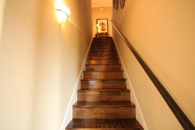 Stairway - Tuscany Woods