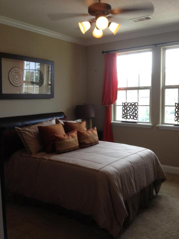 Drake Homes - second bedroom