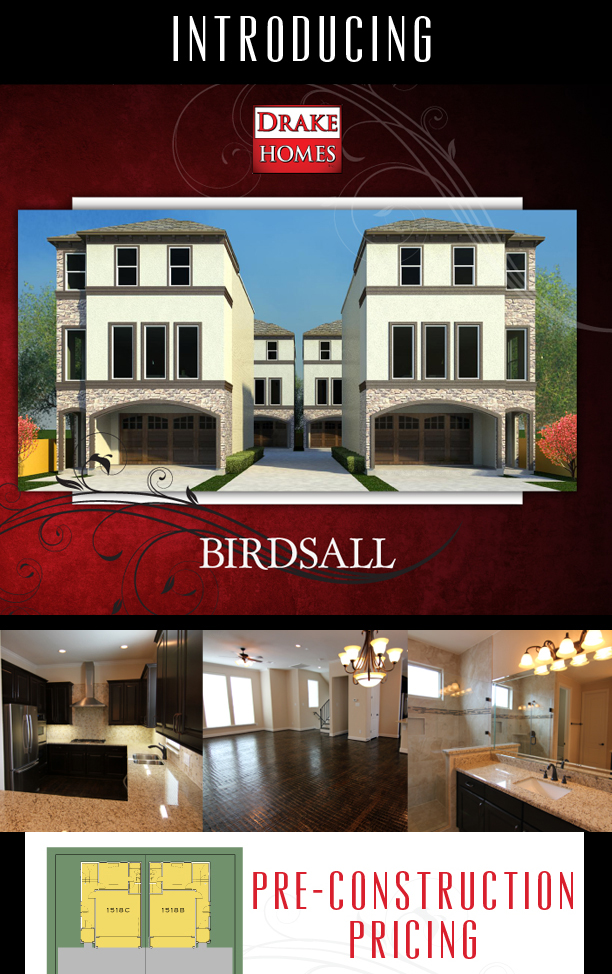 Will have a new flyer for Birdsall 2 Single Family Homes soon