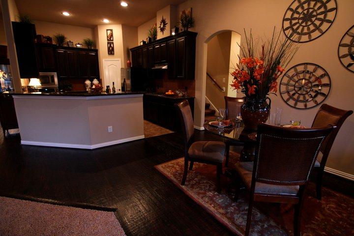 Do you prefer carpet or wood flooring? (2/2)