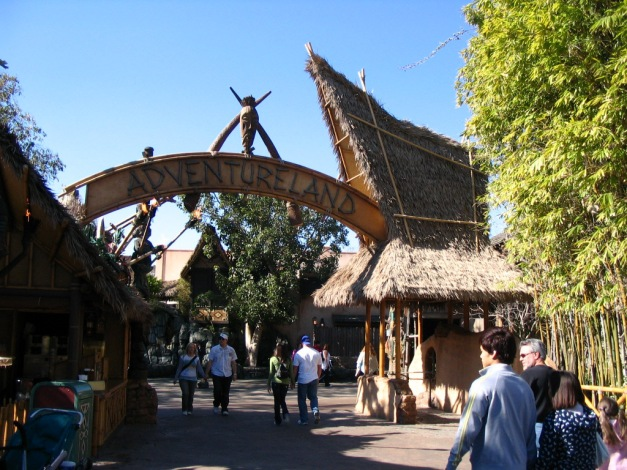 entry to adventureland
