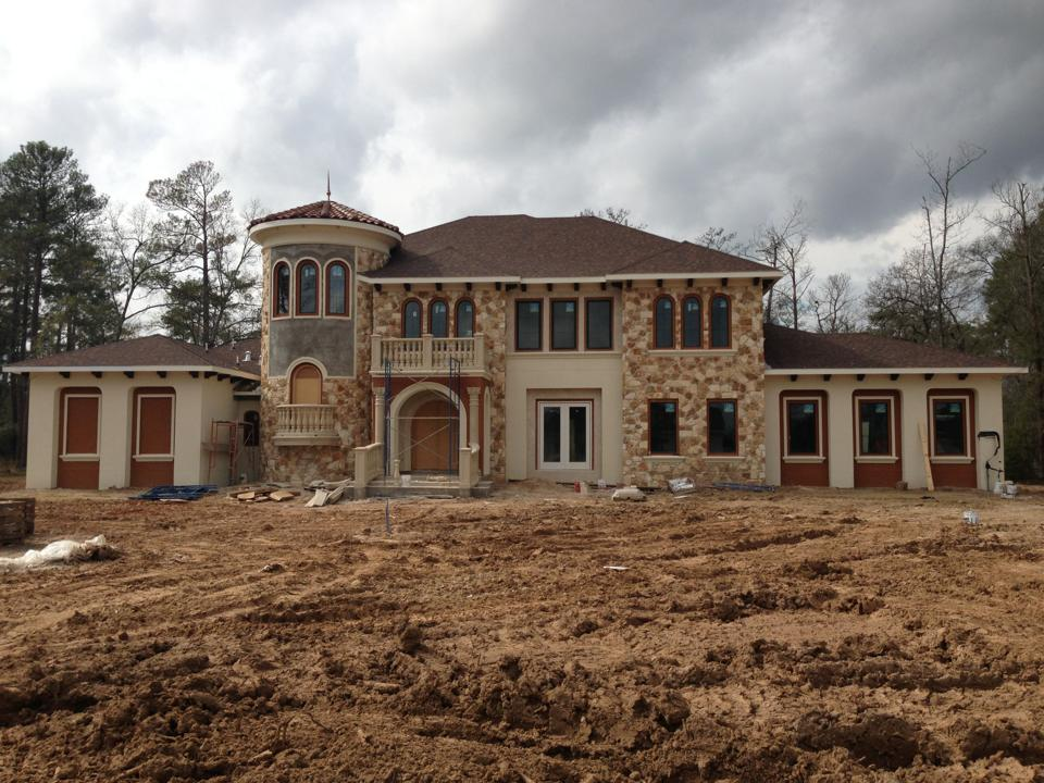 Update New Photo For The Beautiful House Being Built In