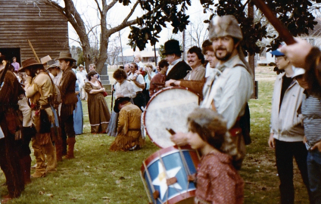 Texas Army Fife and Drum