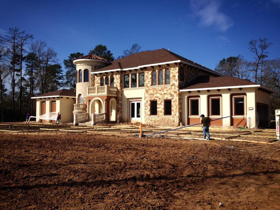 New construction drake homes inc blog for Drake homes