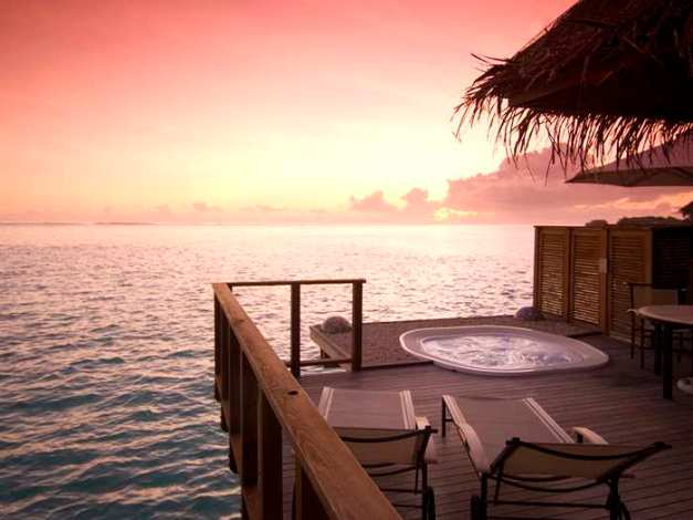 Maldives Resort - Hilton