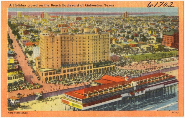 Galveston, Tx