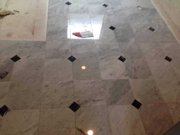 Ashland Square - flooring