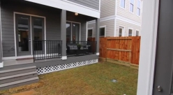 Exterior - back porch - Ashland Square