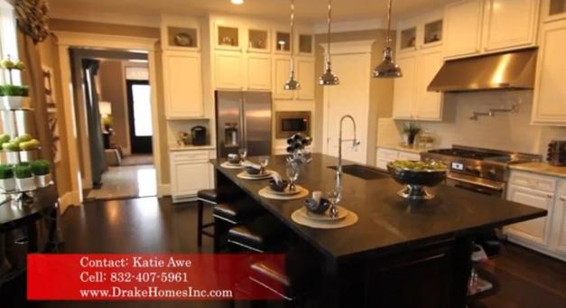 Kitchen - Model Homes - Ashland Square