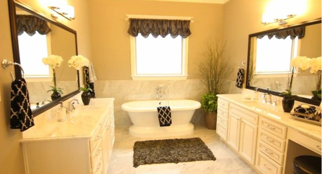Master Bath - Ashland Square