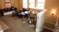 Garage apartment - Ashland Square entertainment area