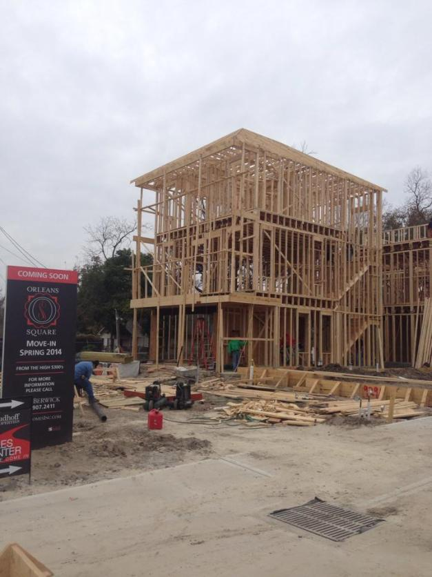 Orleans Square - new project by Drake Homes Inc