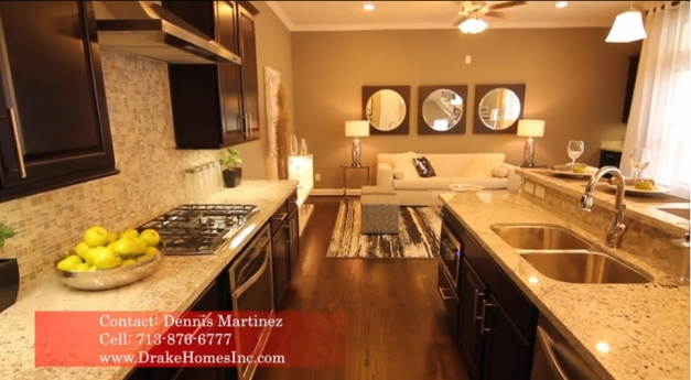 Kitchen - The Villas on Eighteenth Street