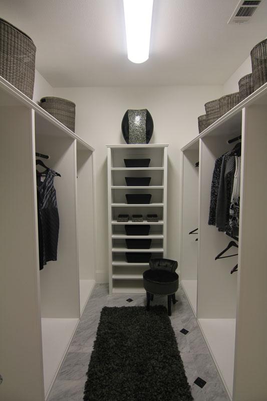 Ashland Square - master closet