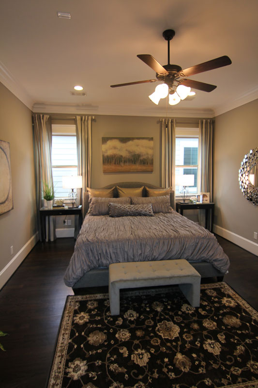 Ashland Square -bedroom
