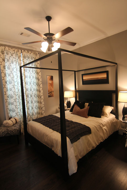 Ashland Square -bedroom