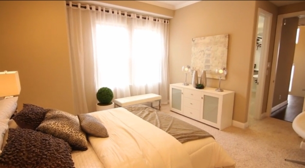 Master bedroom - Villas on Eighteenth