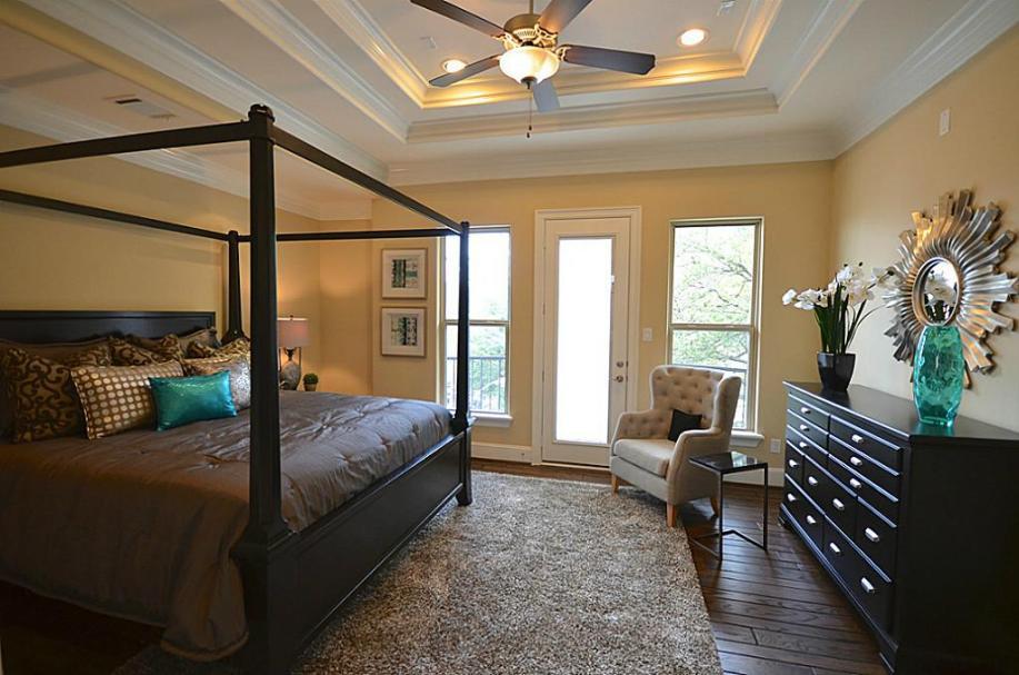 Graustark Houston, Texas - The Villas on Graustark by Drake Homes Inc