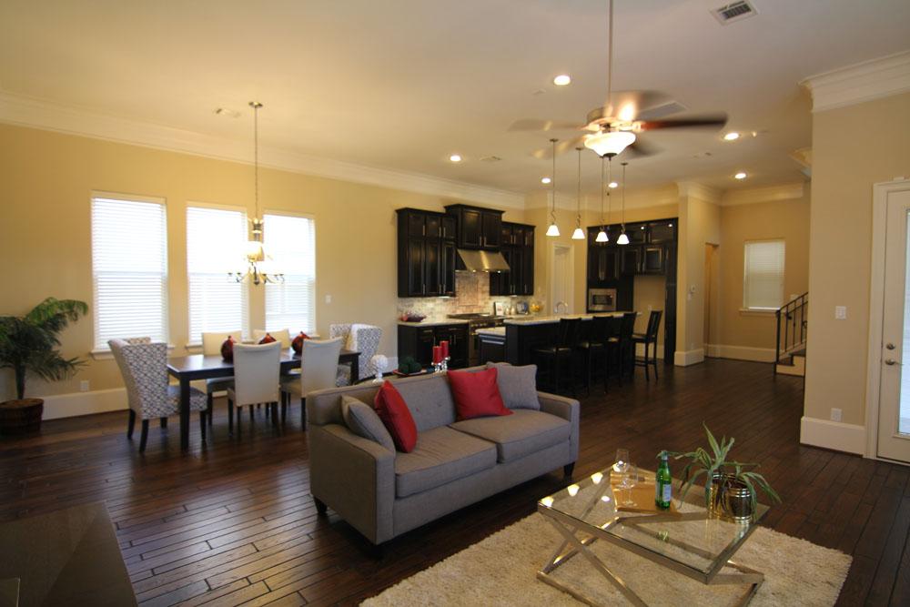 Tbt The Villas On Graustark By Drake Homes Inc Houston