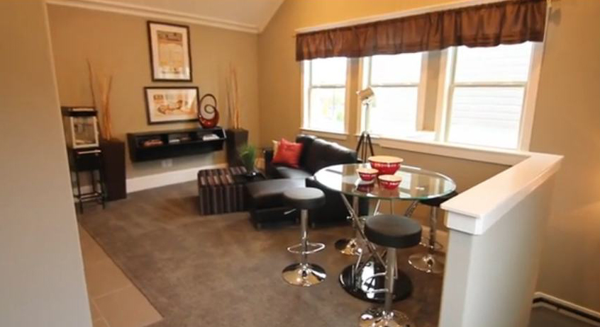What would you do with extra space drake homes inc blog - What to do with an extra living room ...