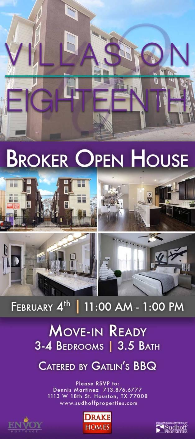 Brokers - The Villas on Eighteenth Street