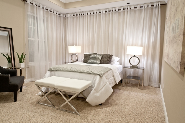 Orleans Square by Drake Homes Inc - Bedroom