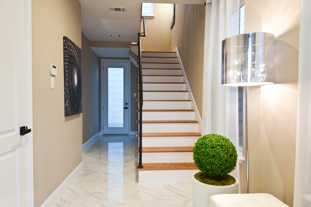 Orleans Square by Drake Homes Inc - Entryway