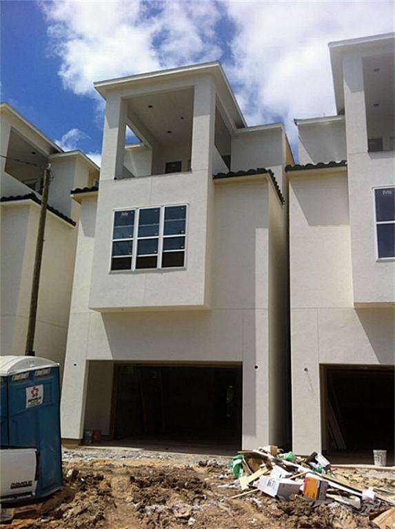 Knox Villas - construction