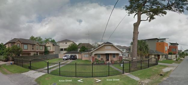 Street View Knox St