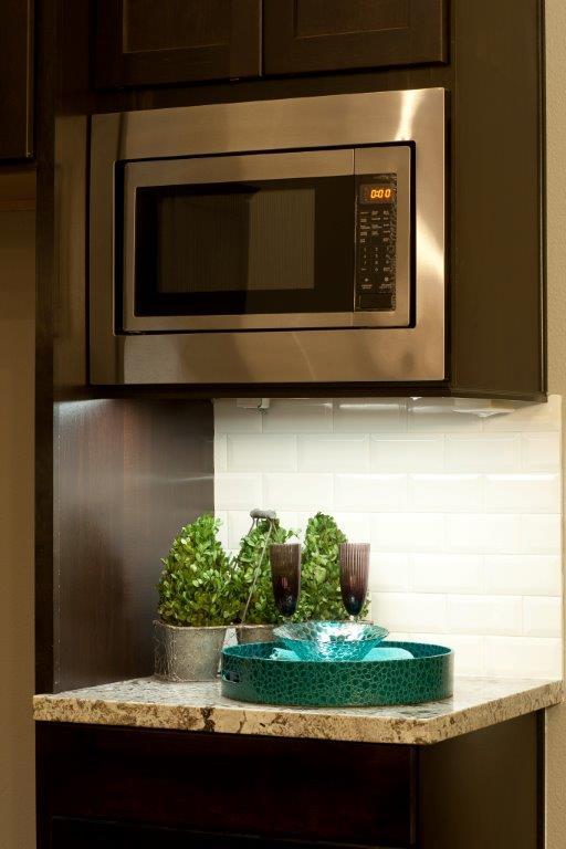 Knox Villas - Model Home Kitchen
