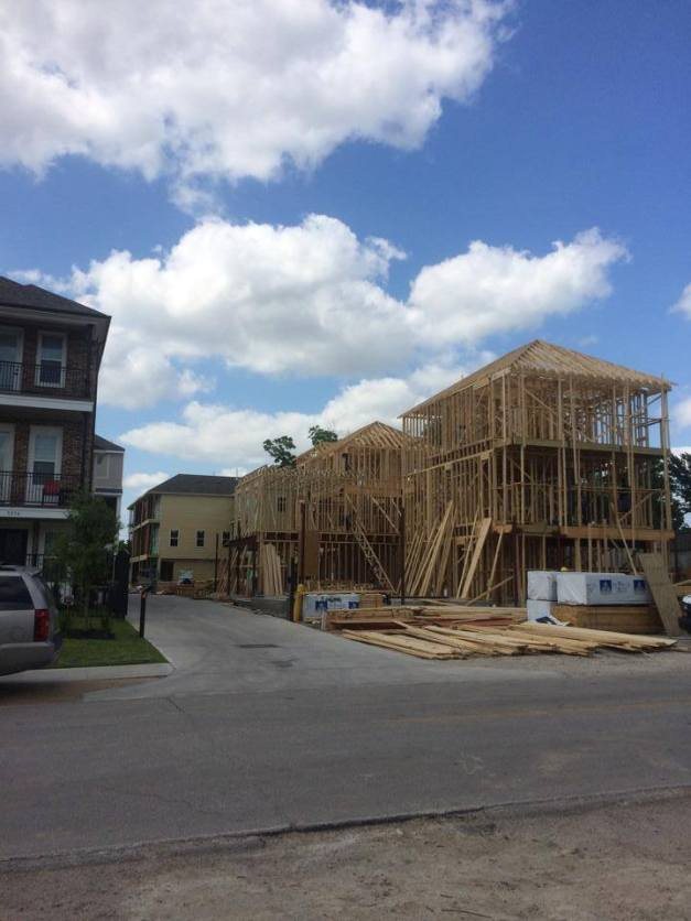 Orleans Square by Drake Homes Inc - May 18, 2014. 19th Street
