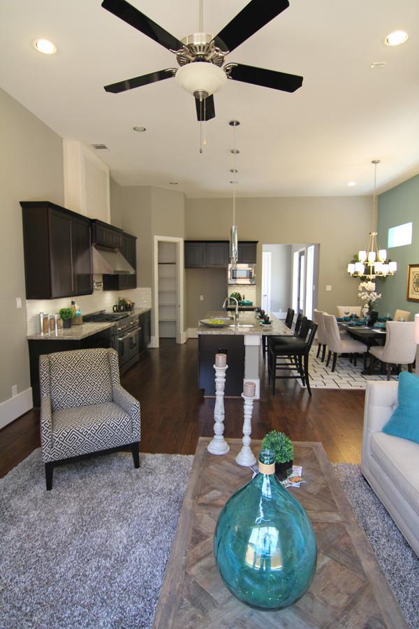 Knox Villas - interior photos