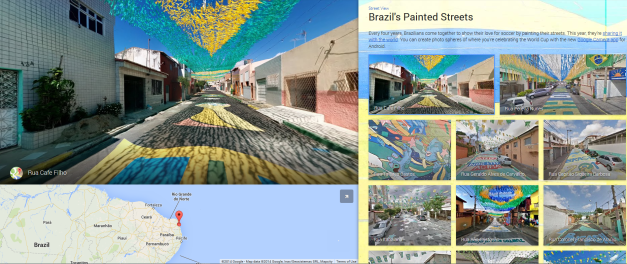Brazil's Painted Streets
