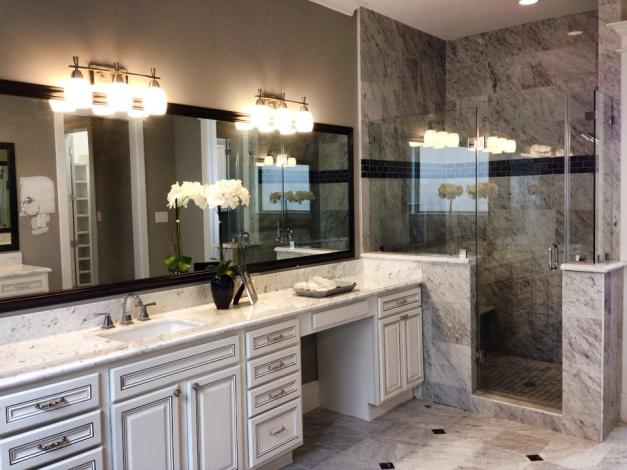 Ashland Square master bath