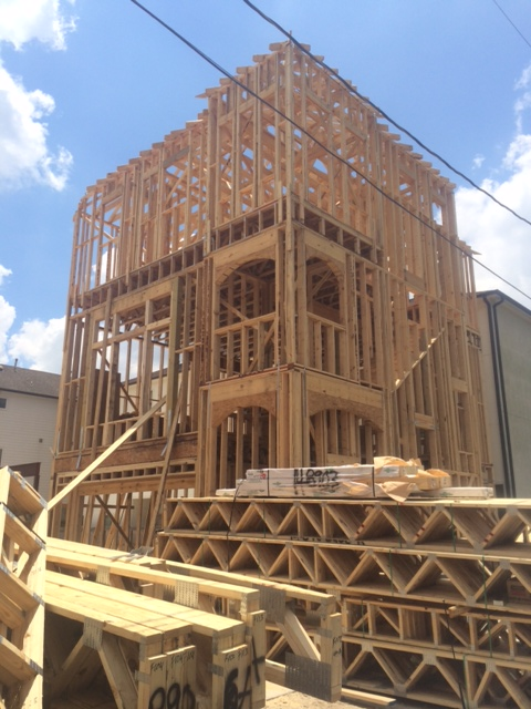 Stillman by Drake Homes Inc - June 2 - underconstruction