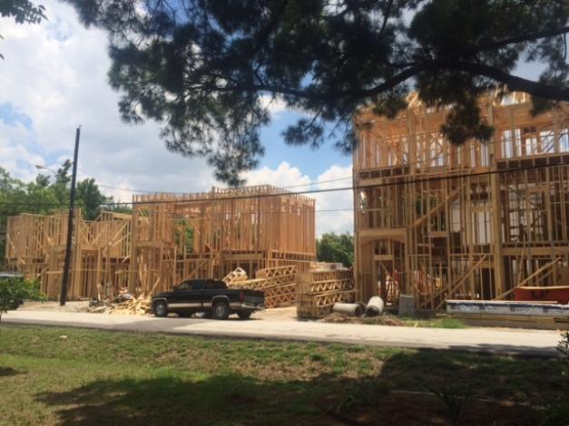 Stillman - by Drake Homes Inc, houston, TX