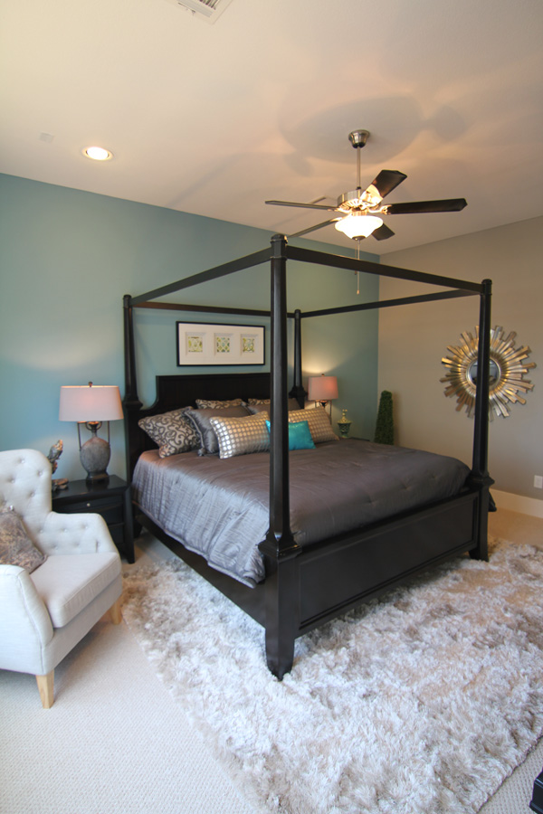 Knox Villas by Drake Homes Inc - Bedroom
