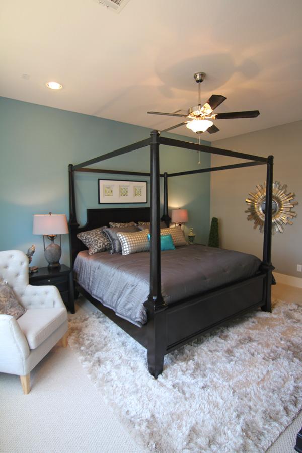 Knox Villas by Drake Homes Inc - Bedroom