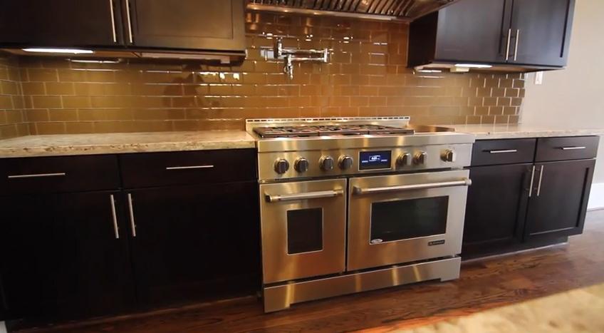 Kitchen Knox Villas by Drake Homes Inc