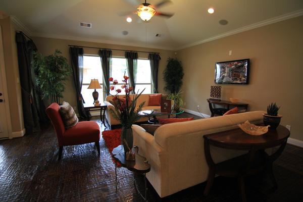 by Drake Homes Inc, Houston, TX