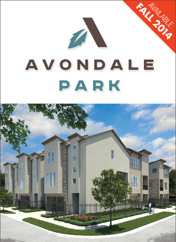 Avondale Park by Drake Homes Inc, Houston, TX