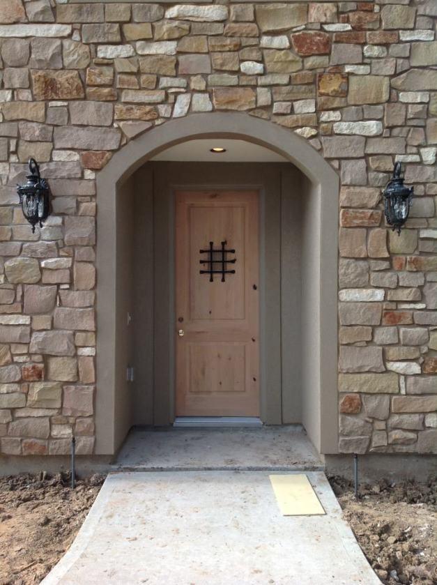 Branard St Front Door